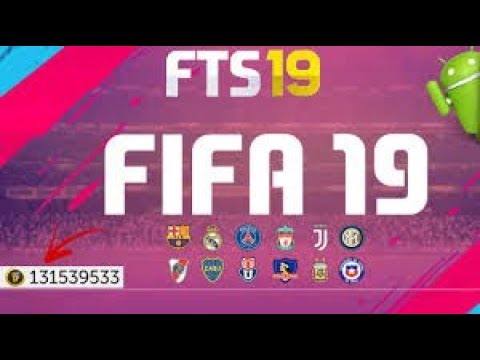 FTS 19 MOD FIFA 19 (APK+DATA+OBB)