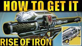 Destiny: How to get the Gjallarhorn Exotic Rocket Launcher | Complete Walkthrough | Rise of Iron