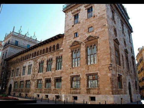 Places to see in ( Valencia - Spain ) Palau de la Generalitat