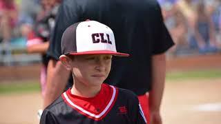 State All-Star Baseball: Camas Little League Wins Game #1