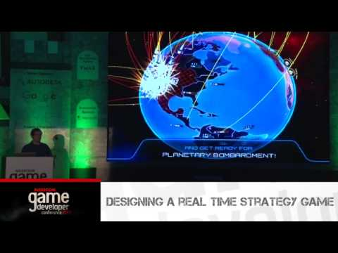 Designing A Real Time Strategy Game || Moritz Zumbuhl