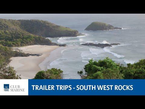 South West Rocks Trailer Trip - Where To Go Boating | Club Marine
