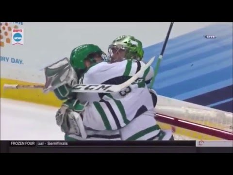 UND Fighting Sioux | 2016 National Champions