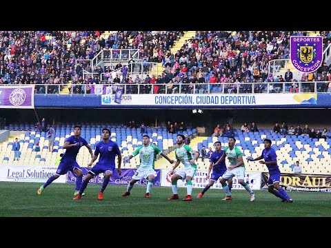 Deportes Concepción vs Buenos Aires de Parral - Compacto