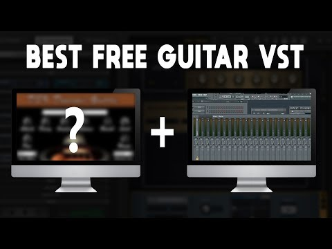 I FOUND THE BEST FREE GUITAR VST
