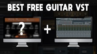 I FOUND THE BEST FREE GUITAR VST