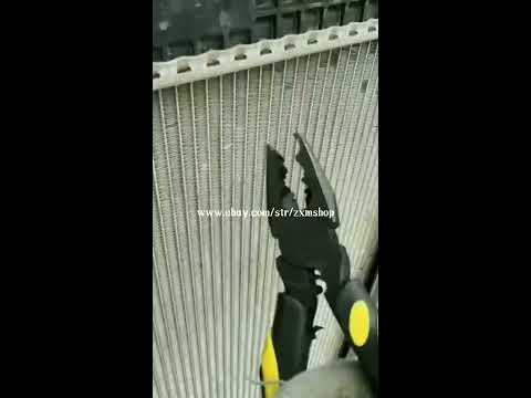 Radiator Repair Tool Opening Plier Tab Lifter Plier for ...