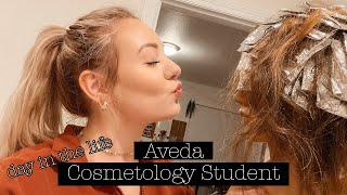Day in the Life of an Aveda Co…