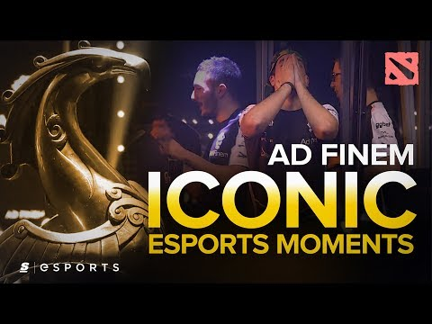 The MOST Iconic Esports Moments Ad Finem At The Boston