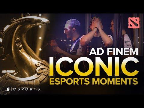ICONIC Esports Moments: Ad Finem at the Boston Major Dota 2