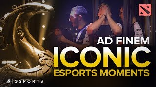 ICONIC Esports Moments: Ad Finem at the Boston Major (Dota 2)