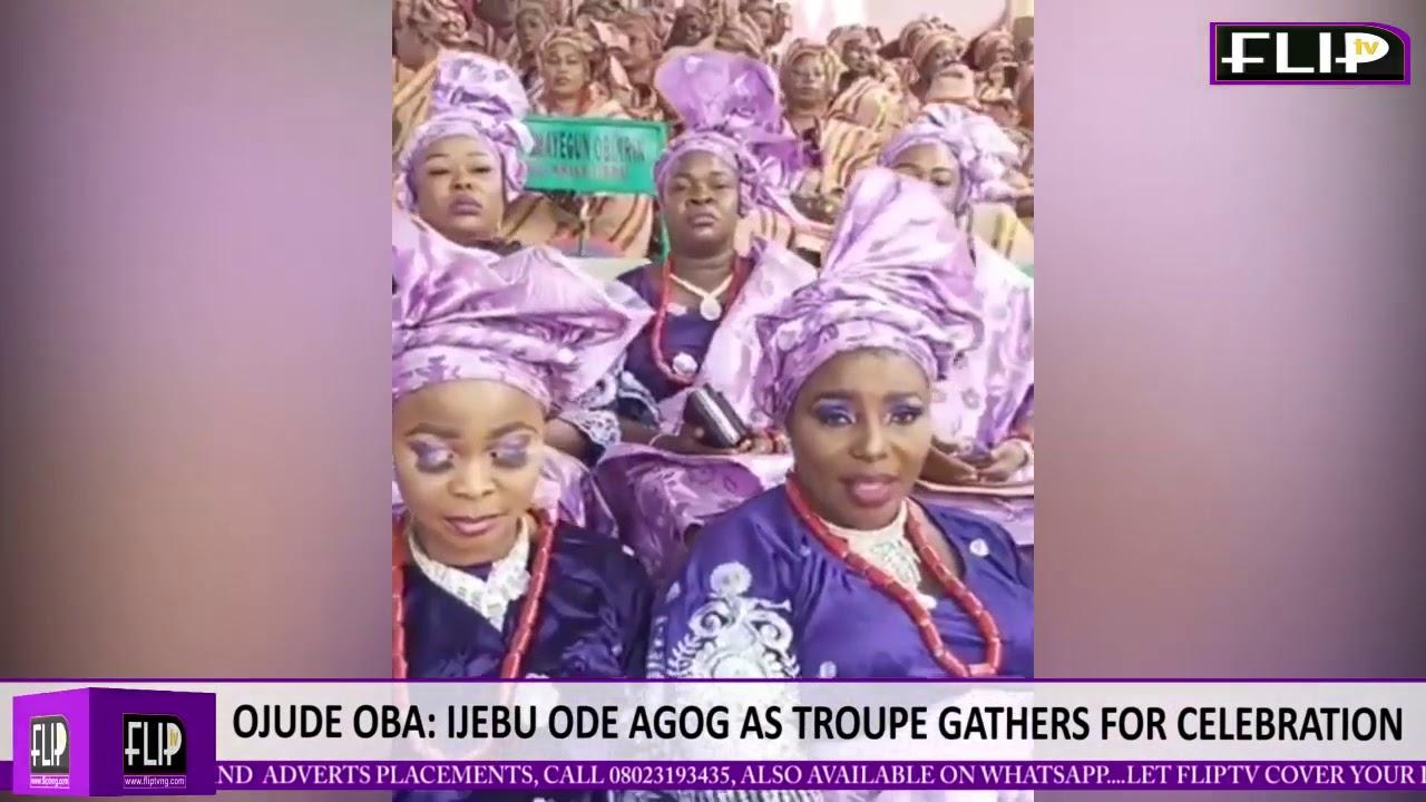 Download OJUDE OBA  IJEBU ODE COMES ALIVE AS AGE GROUPS GATHER FOR CELEBRATION