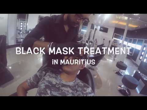 Black Mask Treatment New in Mauritius @Aussie+