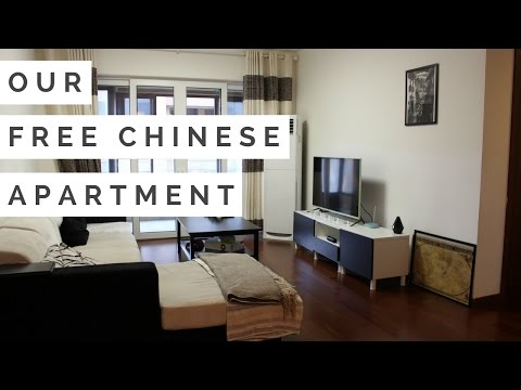 Our Free Housing in China | Young Couple Living in China