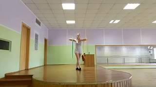 Хупинг , танец с обручем, жанглирование