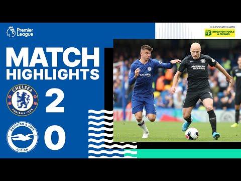 Chelsea 2 Brighton & Hove Albion 0