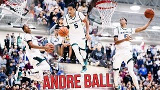 Andre Ball - JUNIOR MIXTAPE - The Most Athletic in the Ball Family!?