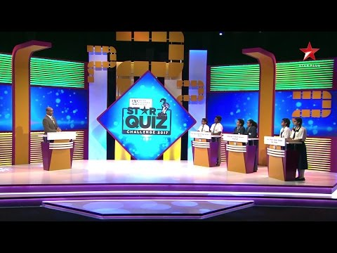 Skyline University STAR Quiz Challenge 2017 on STAR Plus - Ep 05