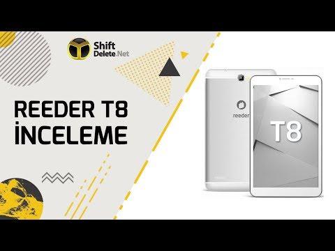 2792fc71a313a Reeder T8 inceleme - Uygun fiyatlı tablet arayanlara!