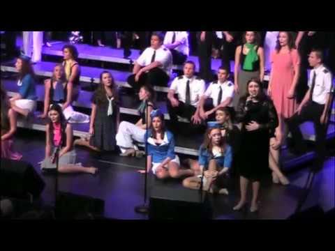 Sauk Prairie Show Choir 2017 Executive Session at Milton