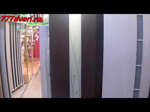777dveri.ru Омск Стиль-3 зеркало (венге) межкомнатная дверь
