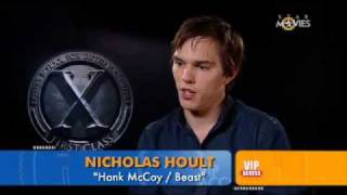 STAR Movies VIP Access: X-Men: First Class - Nicholas Hoult