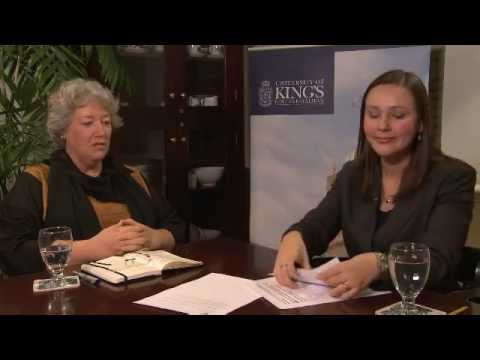 Learn about the Master of Journalism Program at the University of King's College