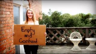 Carboard Testimonies for Young Life - Ponca City, OK