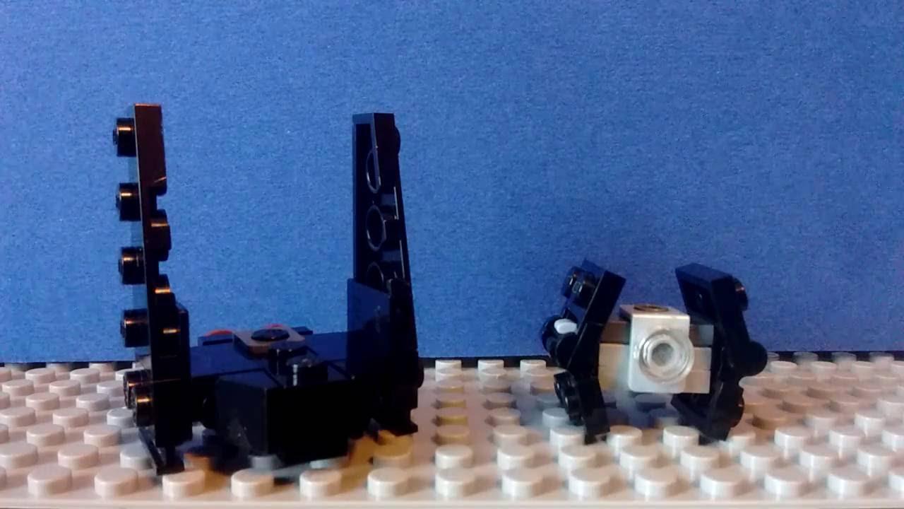 Mini Lego Star Wars Ships 1 (Kylo Ren's Command ship, Tie ...