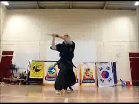 Haidong Gumdo Sword Form