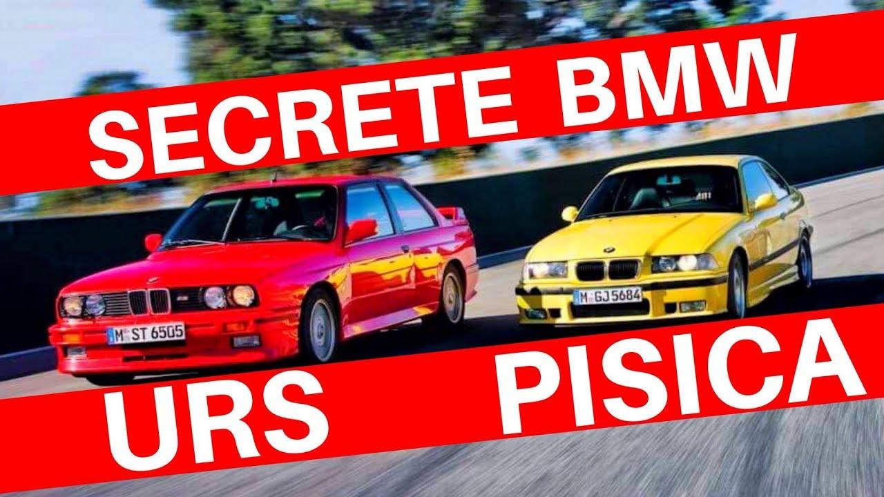 7 LUCRURI PE CARE NU LE STIAI DESPRE BMW! DE CE PISICA sau URS VLOG S2E140