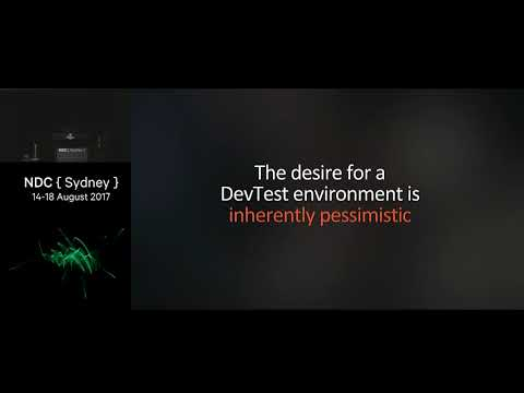 Building a development environment out of your production deployment - Orin Thomas