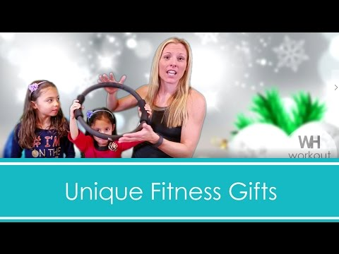 UNIQUE FITNESS GIFTS For the FITNESS LOVER: Gift Ideas!!