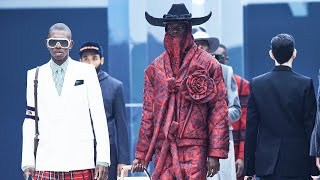 Louis Vuitton   Fall/Winter 2021/22   Menswear   Paris Fashion Week