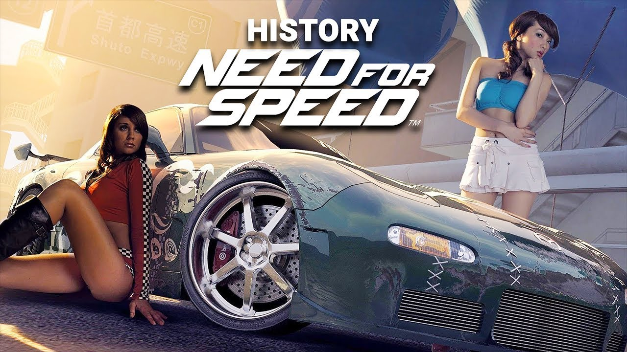 3d Street Wallpaper History Of Need For Speed 1994 2015 Youtube