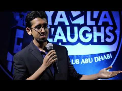 Yalla Laughs Comedy Club Abu Dhabi