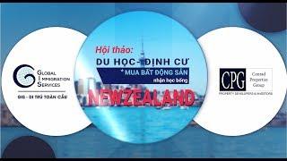 GIS - Cover Hội thảo Đầu tư - Định cư New Zealand 30.3.2019