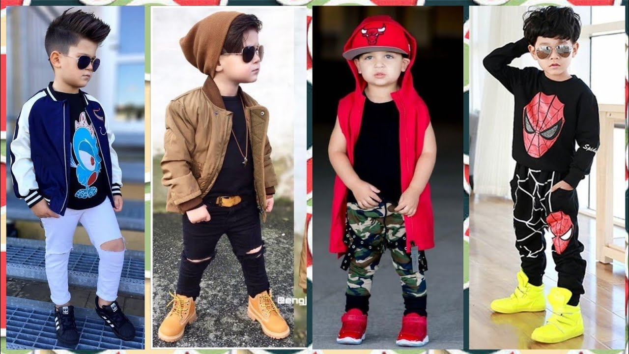 [VIDEO] - Cool & Stylish Toddler Boy Outfit Ideas | Baby Boy Cloth | Baby Outfit Ideas 2020 | Kid Boy Outfit 3
