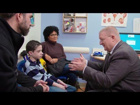 Spina Bifida and Spinal Cord Conditions Center  | Boston Children's Hospital