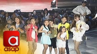 ASAP: Your Face Sounds Familiar Kids do the ASAP Mobe Challenge