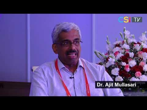 CSI 2018 Mumbai - Dr. Dhiman Kahali & Dr. Ajit Mullasari