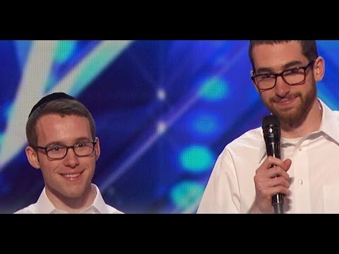 Orthodox Jewish Boys Surprise The Judges | America's Got Talent 2016 | Auditions Episode 6