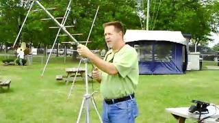 Field Day 2011 W8COD -- USS COD Amateur Radio Club #01