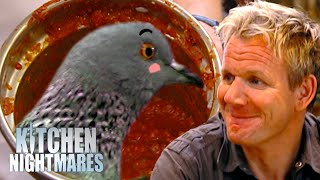 moments that make me question my comprehension of reality | Kitchen Nightmares