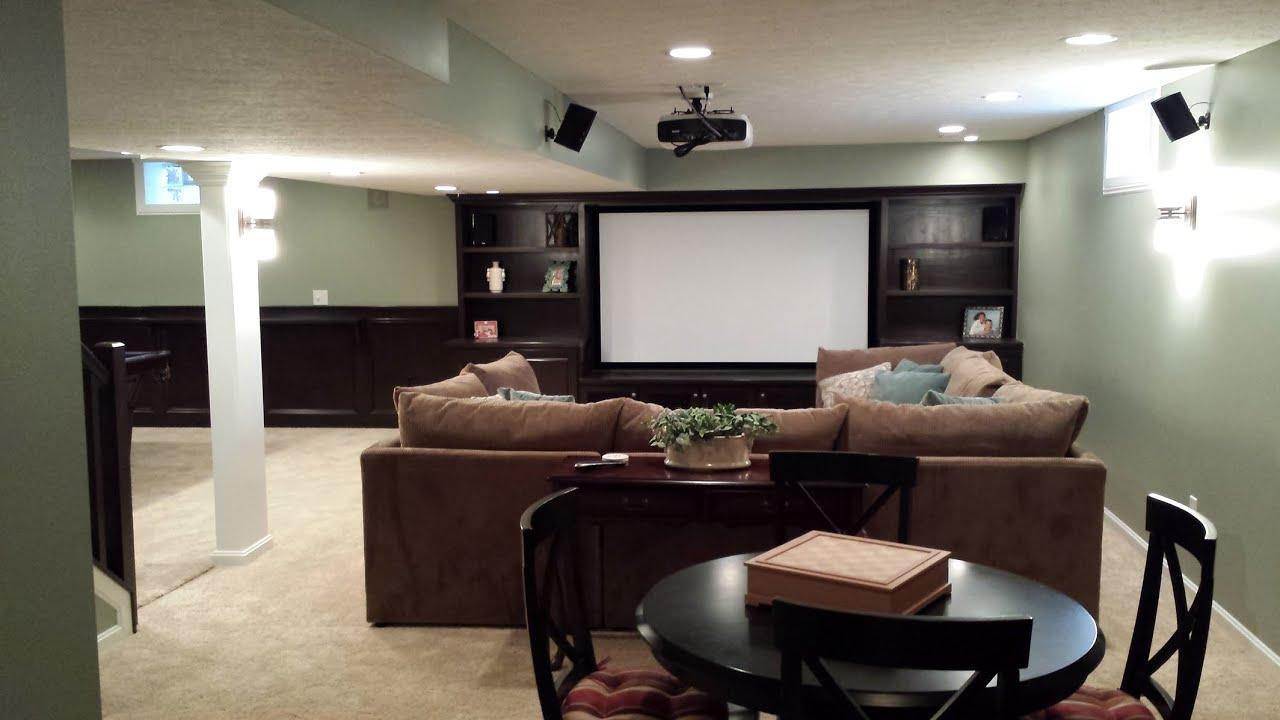 "Basement Remodeling Columbus Ohio basement finishing dublin ohio - ""basements unlimited"" - basement"