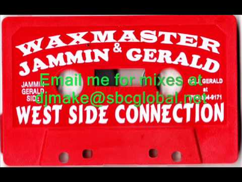 Westside Connection Vol. 1 - WaxMaster & Jammin Gerald - Chicago Ghetto House - Juke - 90's House