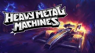 Heavy Metal Machines czyli moje pierwsze MOBA!