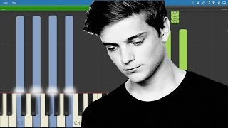 Martin Garrix ft. Bebe Rexha - In The Name Of Love - Piano Tutorial