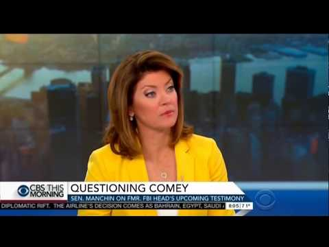 Sen. Manchin: If Comey Was So Concerned, Why Didn't He Act?