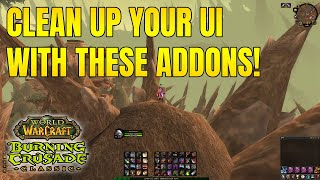 How to create a simple, clean, aฑd minimalistic WoW UI | World of Warcraft